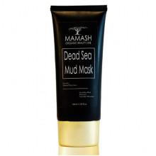Mamash Organic Минеральная маска для лица с глиной Мертвого моря