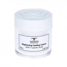 Mamash Organic Пилинг-крем для лица с фруктовыми АНА-кислотами