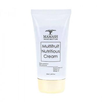 Mamash Organic Мультифруктовый питательный крем для лица