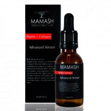 """Mamash Organic Насыщенная сыворотка для лица """"Elastin + Collagen"""" - Уход за лицом и телом (арт.23114)"""