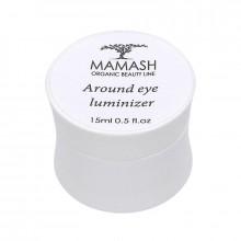 Mamash Organic Освежающий пептидный крем под глаза