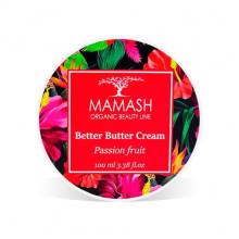 """Mamash Organic Баттер для тела """"Passion fruit"""""""