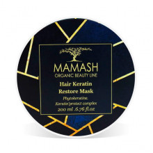Mamash Organic Маска для волос с Кератином
