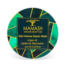 Mamash Organic Маска для волос с ценными маслами