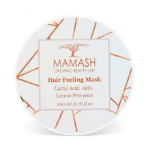 Mamash Organic Маска-пилинг для волос и кожи головы с AHA-кислотами