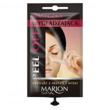 Marion Маска Peel-off Разглаживающая маска с дозатором