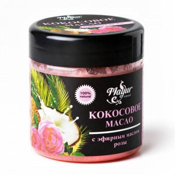 Mayur Кокосовое масло с эфирным маслом розы