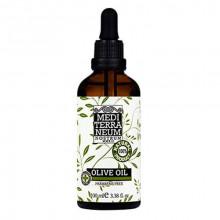Mediterranean Cosmetics Nostrum Оливковое масло органическое для тела и волос 100% натуральное Olive Oil