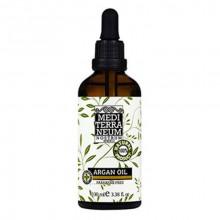 Mediterranean Cosmetics Nostrum Аргановое масло органическое для тела 100% натуральное Argan Oil
