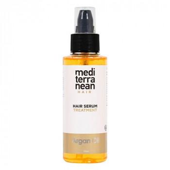 Mediterranean Cosmetics Care Сыворотка для волос с аргановым маслом