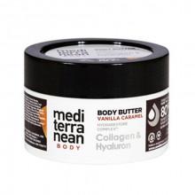 """Mediterranean Cosmetics Care Крем-масло для тела """"Ванильная карамель"""" Vanilla Caramel"""