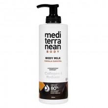 """Mediterranean Cosmetics Care Молочко для тела """"Ванильная карамель"""" Vanilla Caramel"""