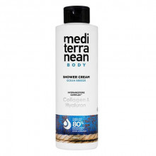 """Mediterranean Cosmetics Care Крем-гель для душа """"Океанский бриз"""" Ocean Breeze"""