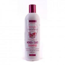Mellor & Russell Simply Essentials Увлажняющий шампунь для сухих волос с маслом Моной