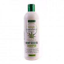 Mellor & Russell Simply Essentials Успокаивающий шампунь для окрашенных волос с конопляным маслом