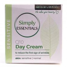 Mellor & Russell Simply Essentials Дневной крем против первых морщин для нормальной и чувствительной кожи лица Q10 Sensitive