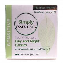 Mellor & Russell Simply Essentials Крем для нормальной и чувствительной кожи лица с ромашкой и витамином Е Sensitive