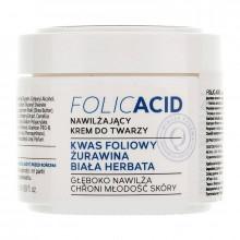 Mincer Pharma Универсальный увлажняющий крем для лица с клюквой и белым чаем 40+ Folic Acid