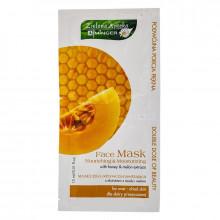 Mincer Pharma Маска питательно-увлажняющая с медом и экстрактом дыни