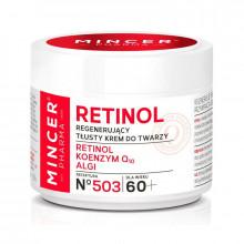 Mincer Pharma Регенерирующий жирный крем для лица 60+ №503 Retinol