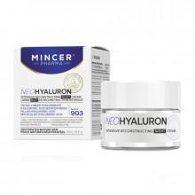 Mincer Pharma Интенсивно-восстанавливающий ночной крем для зрелой и обезвоженной кожи №903 Neo Hyaluron