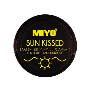 Miyo Бронзирующая пудра Sun Kissed