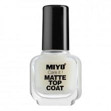 Miyo Матовое покрытие для ногтей Matt Top Coat Care It!