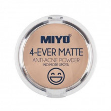 Miyo Пудра для лица 4-Ever Matte