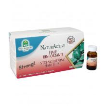 Natura House Комплекс для укрепления волос с малахитом
