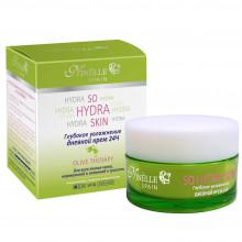 Ninelle So Hydra Skin Крем дневной Глубокое увлажнение 24 часа