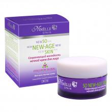 Ninelle So New-Age Skin Крем ночной сохраняющий молодость