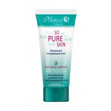 Ninelle So Pure Skin Гель для умывания очищающий активный для проблемной кожи