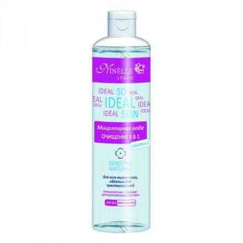 Ninelle So Ideal Skin Мицеллярная вода Очищение 3в1 400 мл - Уход за лицом и телом (арт.21759)