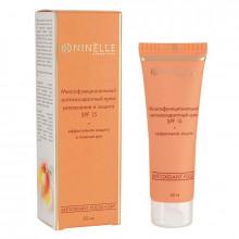 """Ninelle Barcelona Дневной мультифункциональный крем """"Увлажнение и защита"""" SPF15 Antioxidant Focus 25+"""