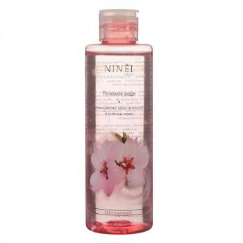 """Ninelle Barcelona Розовая вода для лица """"Эластичность и сияние"""" Skin Flamante"""