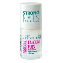 Ninelle Интенсивное укрепляющее средство для ногтей Profnail Calcium Plus