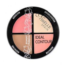 Ninelle Палетка для моделирования лица Ideal Contour - Декоративная косметика (арт.22649)