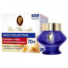 Pani Walewska Универсальный регенерирующий крем для лица против морщин 70+ Gold Collection Anti-Aging