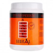 Pettenon Serical Крем-маска для волос с экстрактом моркови и маслом льна