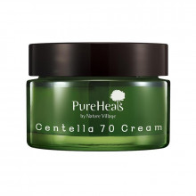 PureHeal's Восстанавливающий крем для лица с экстрактом центеллы 70