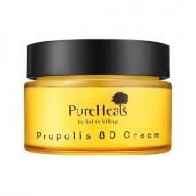 PureHeal's Защитный крем для лица с экстрактом прополиса 80