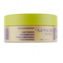 Rolland Una Моделирующий крем для волос с эффектом блеска Cream Shaper