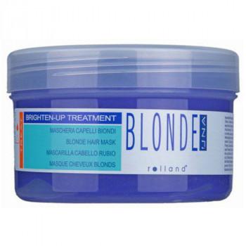 Rolland Una Blond Маска для светлых волос