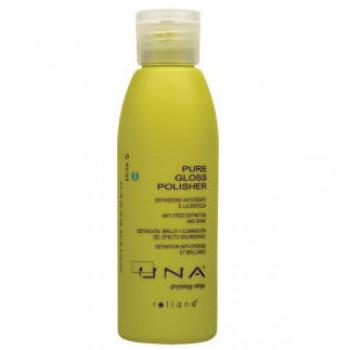 Rolland Una Средство для блеска и разглаживания непослушных волос Pure Gloss Polisher