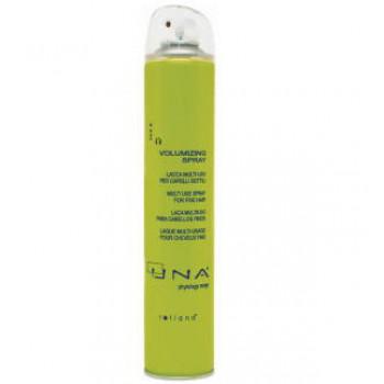 Rolland Una Термоактивный спрей для объема волос средней фиксации Volumizing Spray