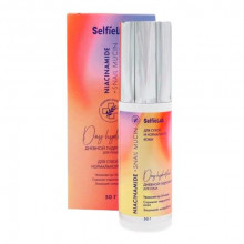 Selfielab Дневной гидрофлюид для лица Niacinamide + Snail mucin