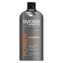 Syoss Шампунь для мужчин для нормальных волос Men Power