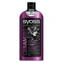 Syoss Укрепляющий шампунь для ослабленных и ломких волос Ceramide Complex
