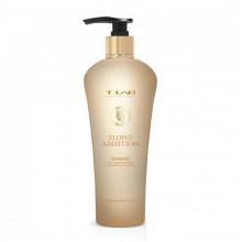 T-Lab Professional Шампунь для роскошной ревитализации и блеска волос Blond Ambition