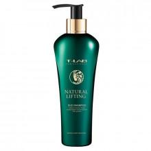 T-Lab Professional Шампунь-гель для естественного питания волос и тела Natural Lifting Duo